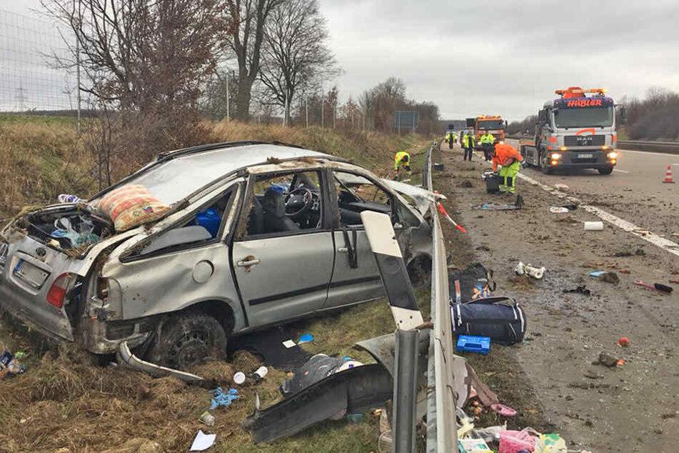 An dem Ford entstand ein Schaden von rund 25.000 Euro.