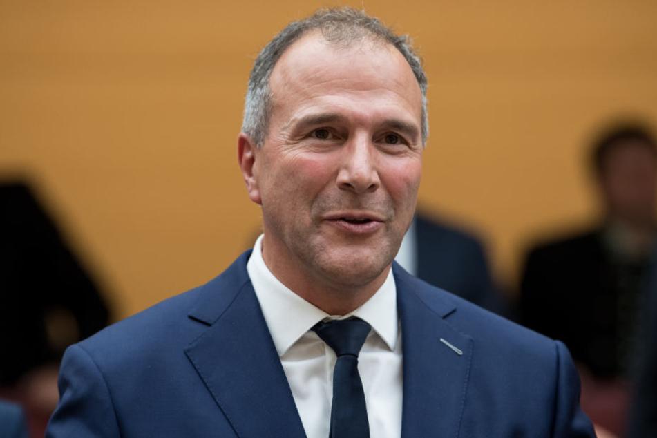 Alexander Hold ist Vizepräsident des bayerischen Landtags.