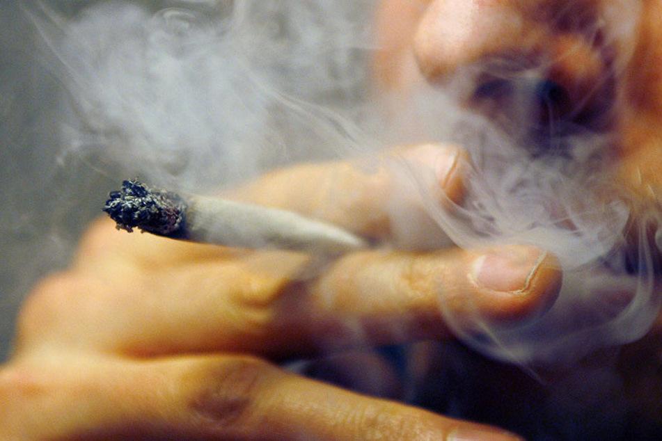 Vertrug die Droge überhaupt nicht gut: Ein 33-jähriger Mann aus Mügeln. (Symbolbild)