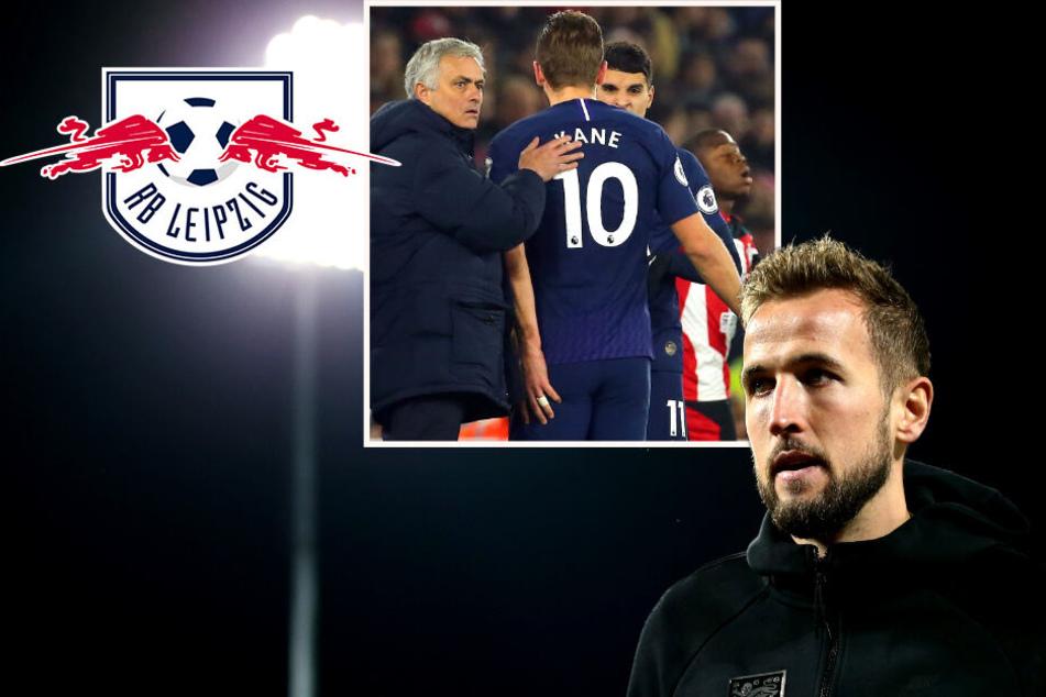 Tottenhams Sturmstar Harry Kane fällt aus: Gut für RB Leipzig?
