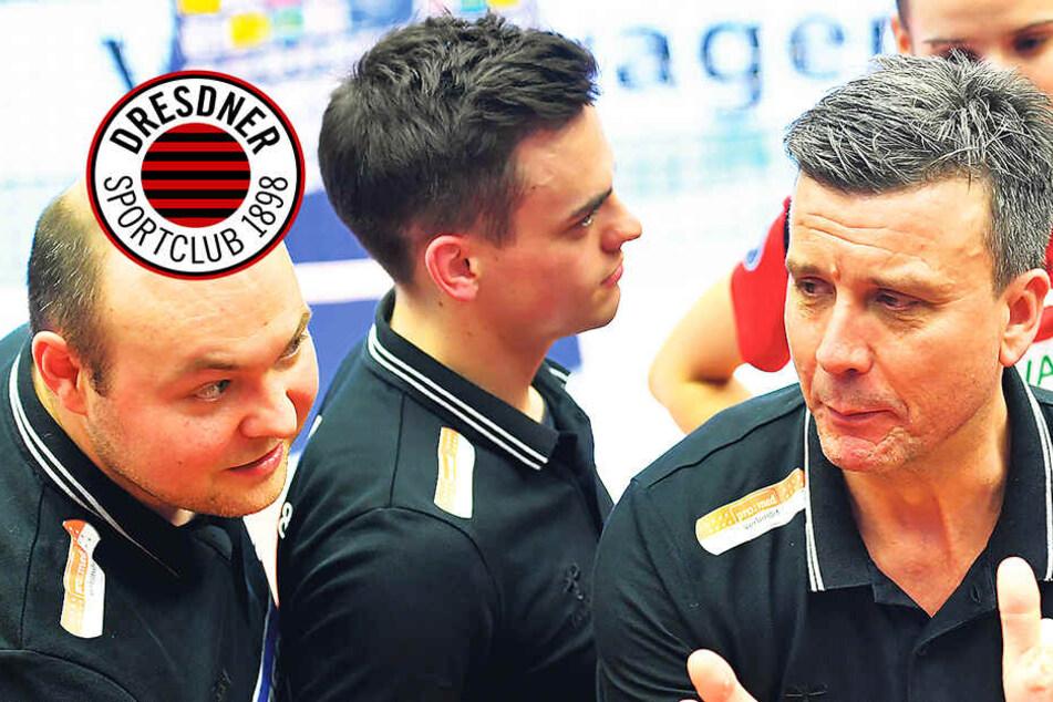 Dresdner SC: So erklärt Waibl die schlechteste Saison seiner Amtszeit