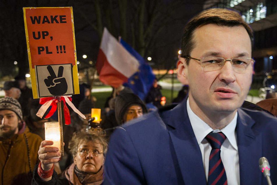 Wann platzt der EU wegen Polen der Kragen?