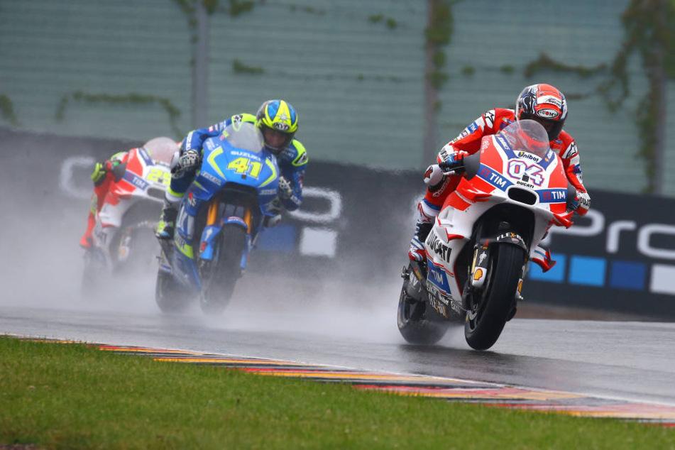 Das nächste Motorradrennen soll im Juli 2017 auf dem Sachsenring stattfinden.