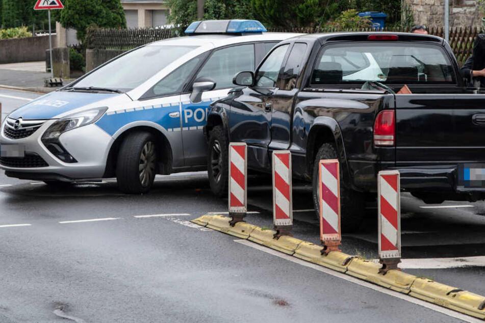 Über den genauen Unfall-Hergang machte die Polizei bislang noch keine Angaben,
