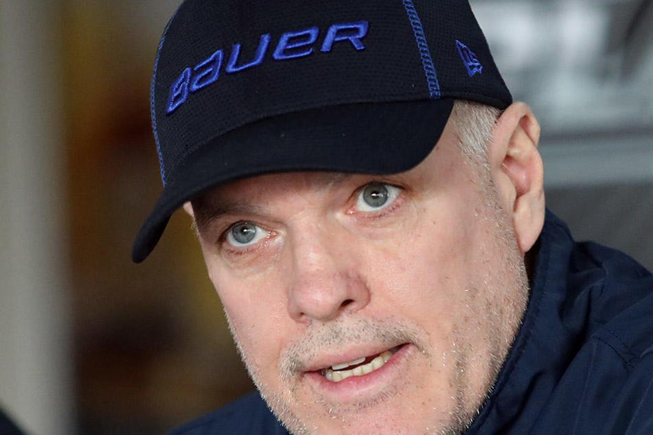 Eislöwen Coach Bill Stewart will eine überzeugende Vorstellung seiner Spieler sehen.