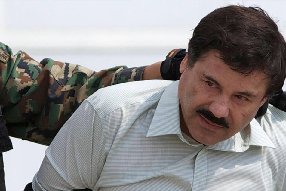 El Chapo: Drogenboss muss lebenslang in den Knast, doch das ist noch nicht alles