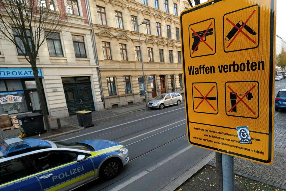 Polizeiverordnung in Leipziger Waffenverbotszone gerichtlich als unwirksam erklärt