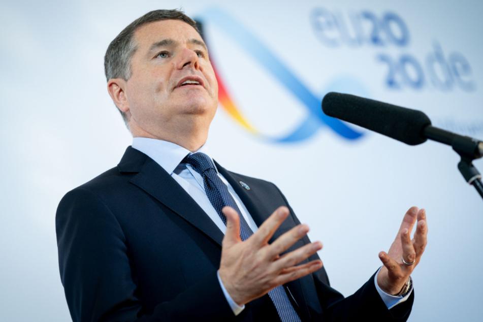 Der irische Finanzminister Paschal Donohoe (46).