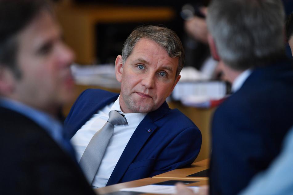 Björn Höcke erhielt auch im zweiten Wahlgang 22 Stimmen.