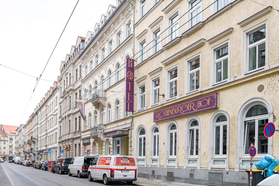 """Das Boutiquehotel """"Rothenburger Hof"""" in der Neustadt hat zwei neue Pächter."""