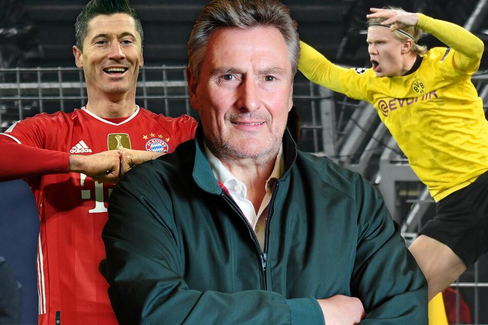 Ex-Torjäger Dieter Müller kritisiert deutsche Stürmer: Keiner wie Lewandowski und Haaland