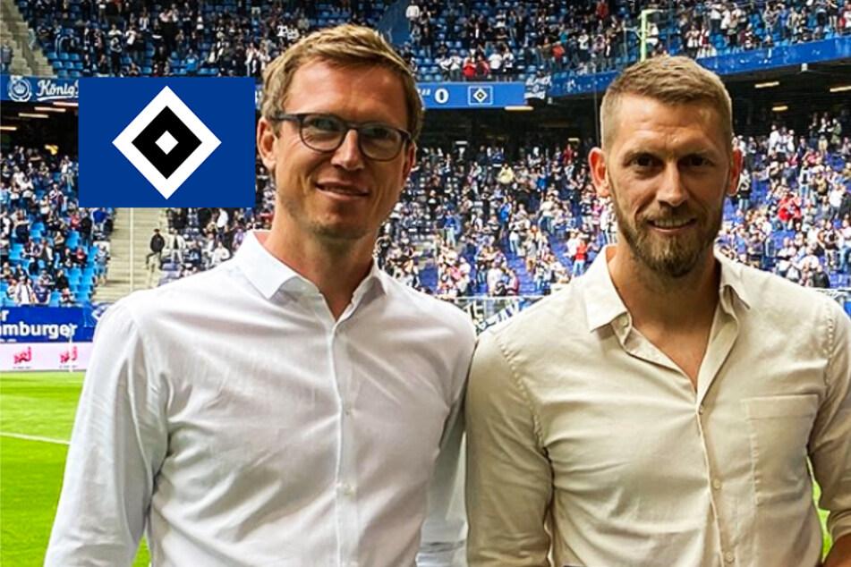 Ex-HSV-Kapitän Aaron Hunt vor Dresden-Spiel offiziell verabschiedet