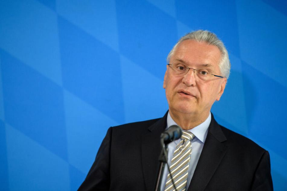Joachim Herrmann ist Bayerns Innenminister.