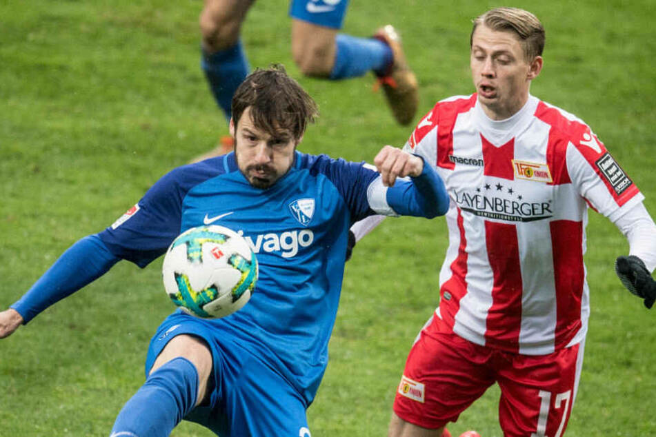 Simon Hedlund will weiter für Union Berlin spielen.