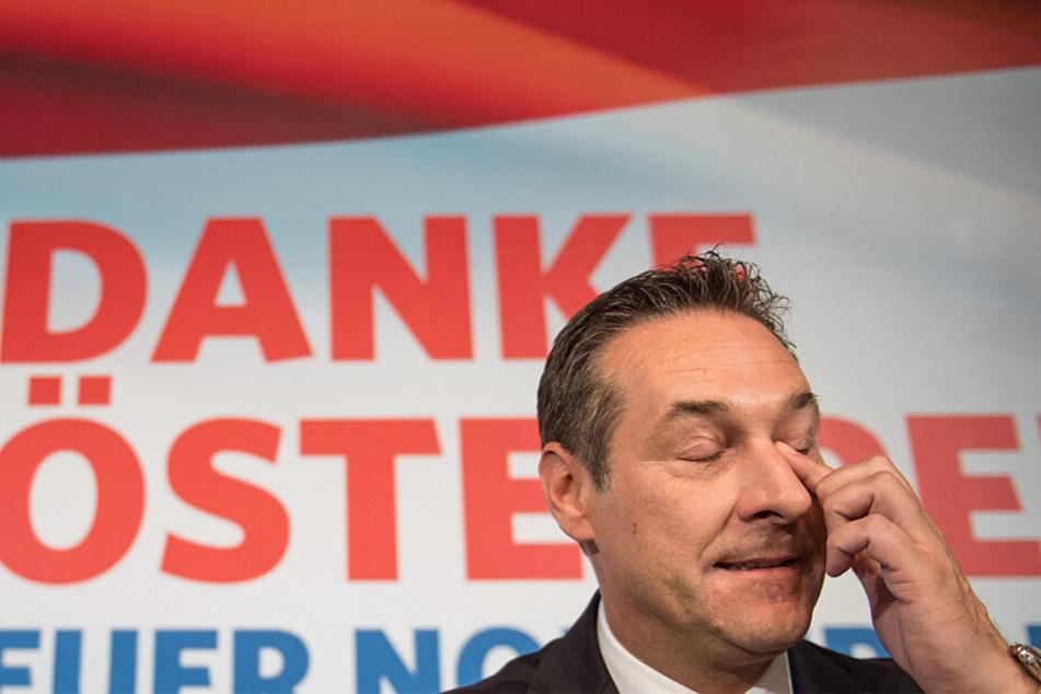 Heinz-Christian Strache hat bei der EU-Wahl ein Mandat durch so genannte Vorzugsstimmen errungen.