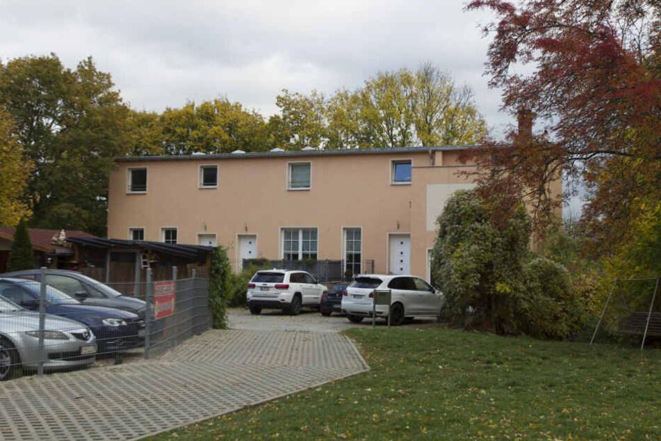 Mann (31) schlägt eigene Mutter (53) mit einem Hammer halbtot: der Tatort in der Plauener Breitscheidstraße.