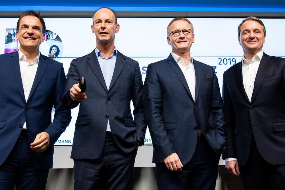 Medien-Gigant Bertelsmann verbucht Rekord-Umsatz