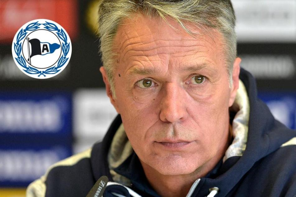 """""""Viel falsch gemacht"""": DSC-Coach Neuhaus hat einen klaren Fokus"""