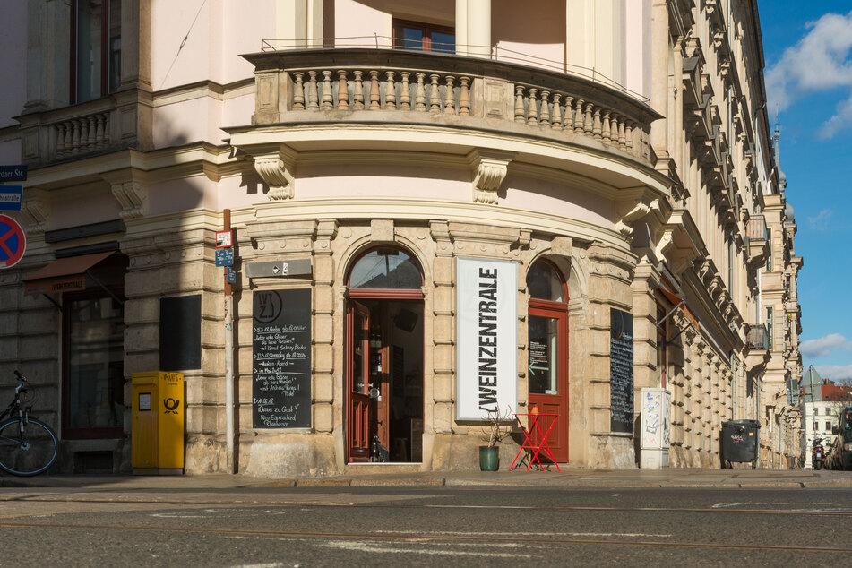 """Die """"Weinzentrale"""" in der Hoyerswerdaer Straße gehört für Weinliebhaber längst zu den Top-Adressen."""