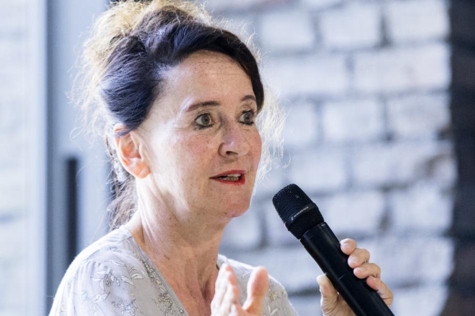 Die neue Ruhrtriennale-Intendantin Stefanie Carp.