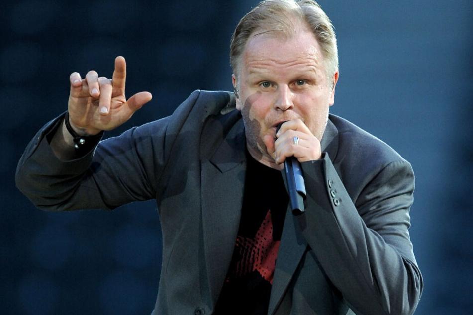 Herbert Grönemeyer tritt am Donnerstag beim Kosmos-Festival in Chemnitz auf.