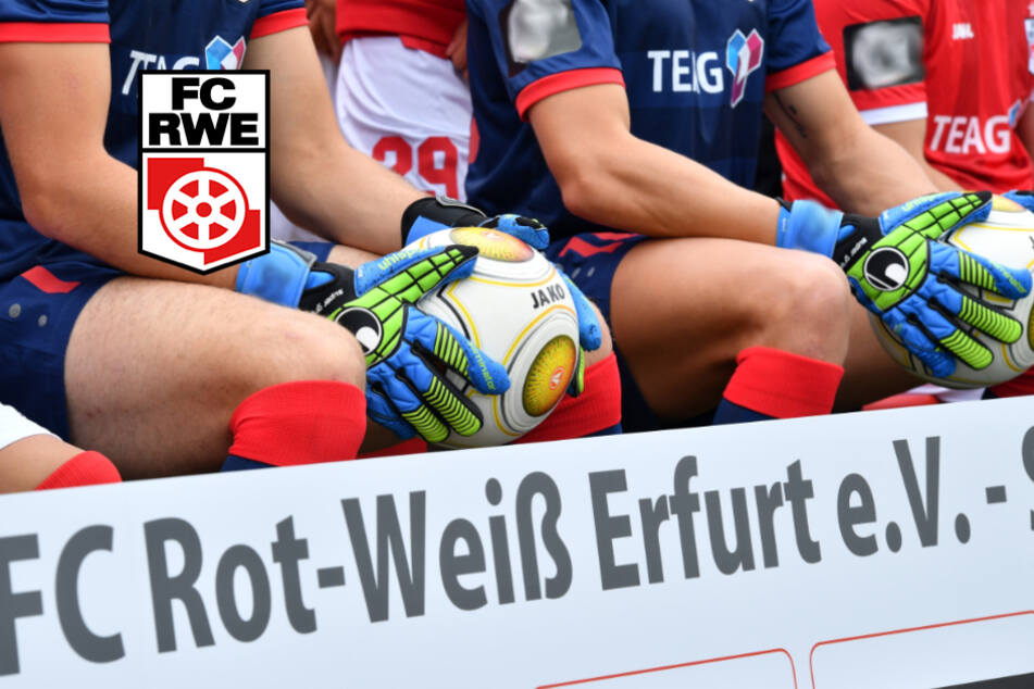 Rot-Weiß Erfurt sucht 45 Nachwuchskicker