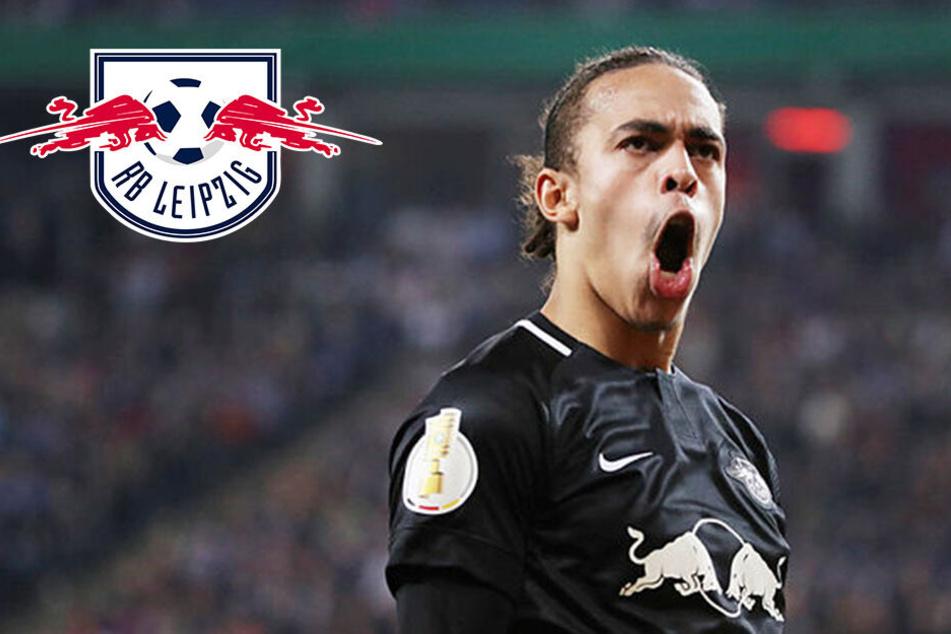 Finaleee! RB Leipzig gewinnt beim HSV und steht erstmals im Pokal-Endspiel