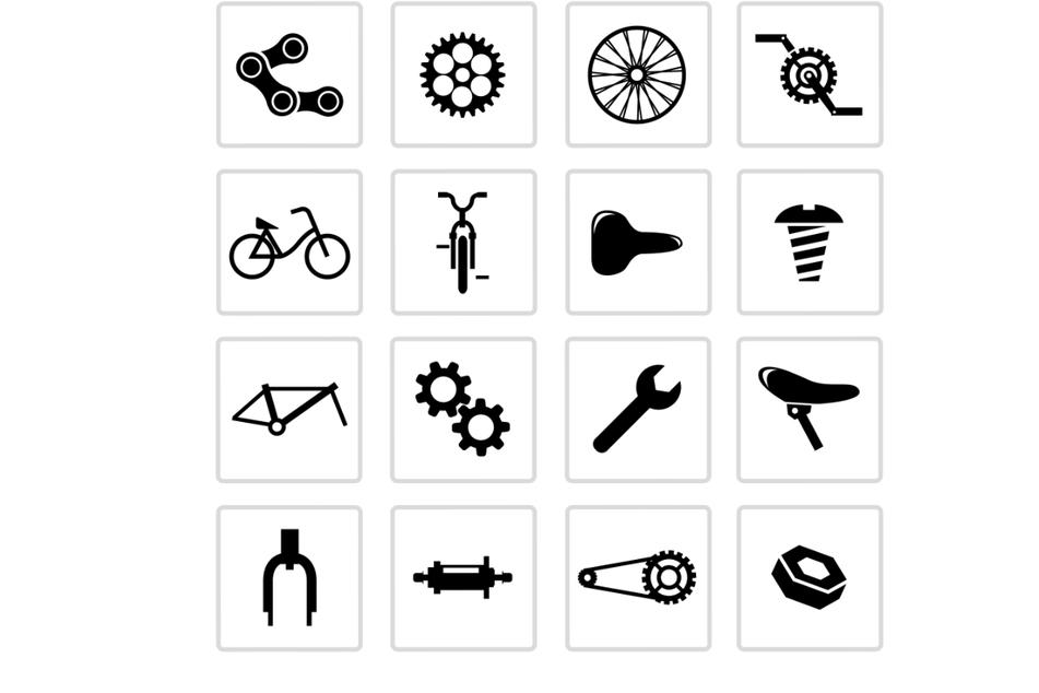 Führt eine Sichtkontrolle an Eurem Rad durch. Wenn Ihr unsicher seid, lasst alle Teile des Drahtesels von einem Fachmann überprüfen.