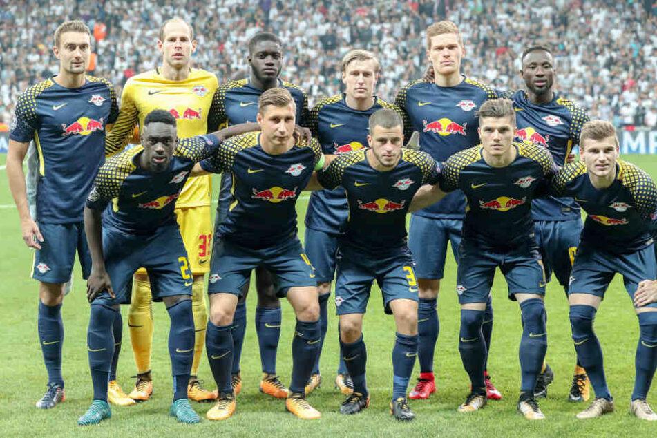 Wenn RB Leipzig am 1. November gegen FC Porto spielt, ist ZDF live dabei.