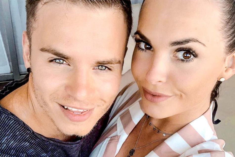 Henning Merten (30) und seine Freundin Denisé Kappés (29) haben das Jugendamt eingeschaltet.