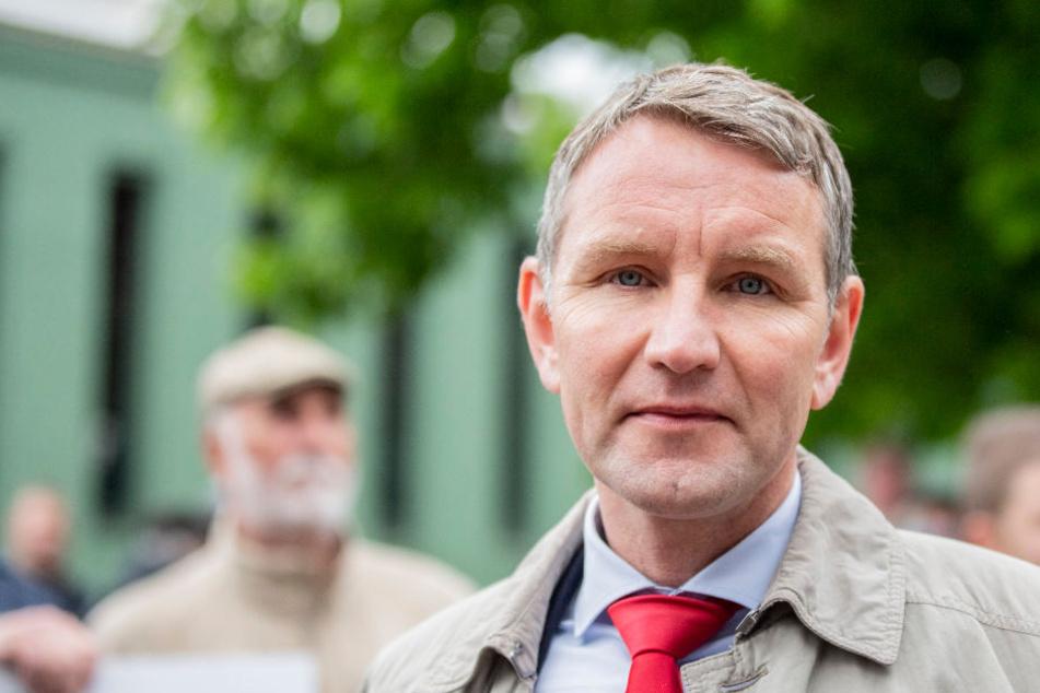 Björn Höcke ist Landesvorsitzender der AfD in Thüringen.