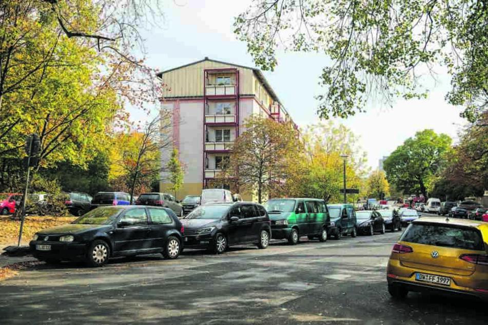 Wie hier in der Löwenstraße sollen Anwohner in der südöstlichen Neustadt zukünftig Vorrang haben.