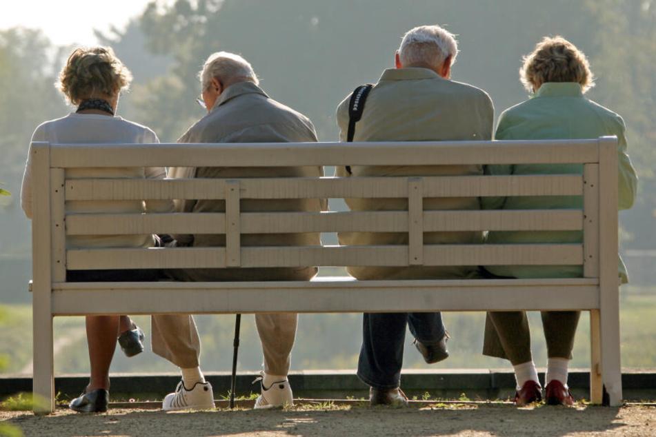 Millionen Rentner werden von der Grundrente profitieren. (Symbolbild)