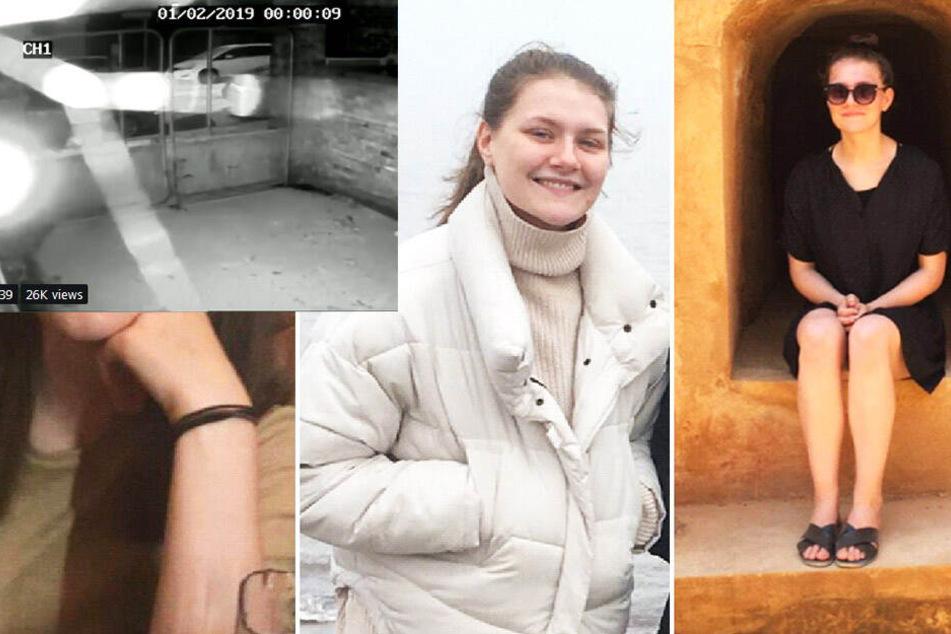 21-jährige Libby noch immer vermisst: Zeigen diese Aufnahmen ihre Entführung?