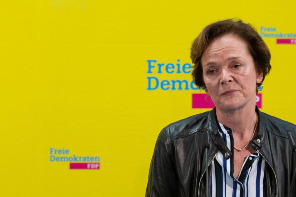 FDP-Spitzenfrau weiß nach Wahl-Desaster nicht, was sie machen soll