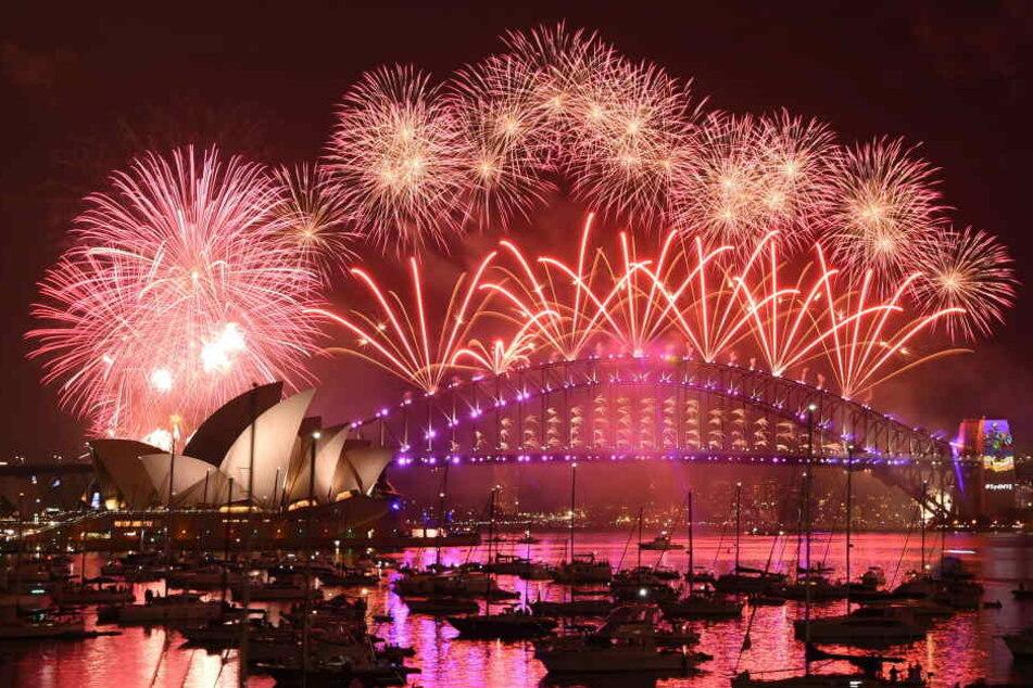 Tolle Bilder aus Sydney.