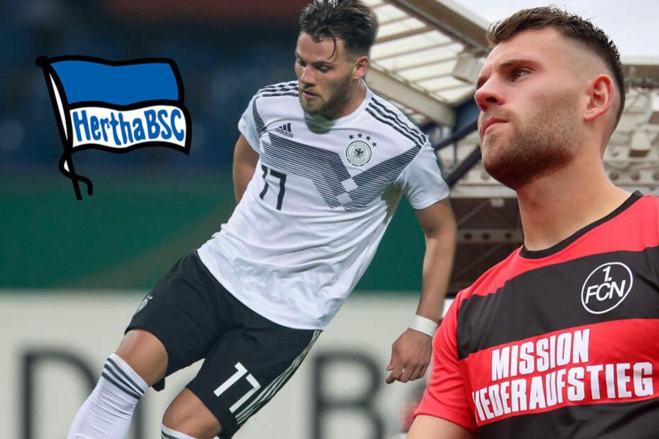 Hertha BSC und das Sechser-Problem: Warum hakt der Löwen-Transfer?