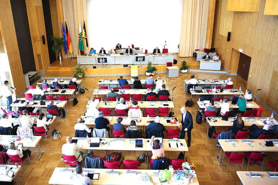 Linke, Grüne und SPD haben künftig keine Mehrheit im Stadtrat mehr.