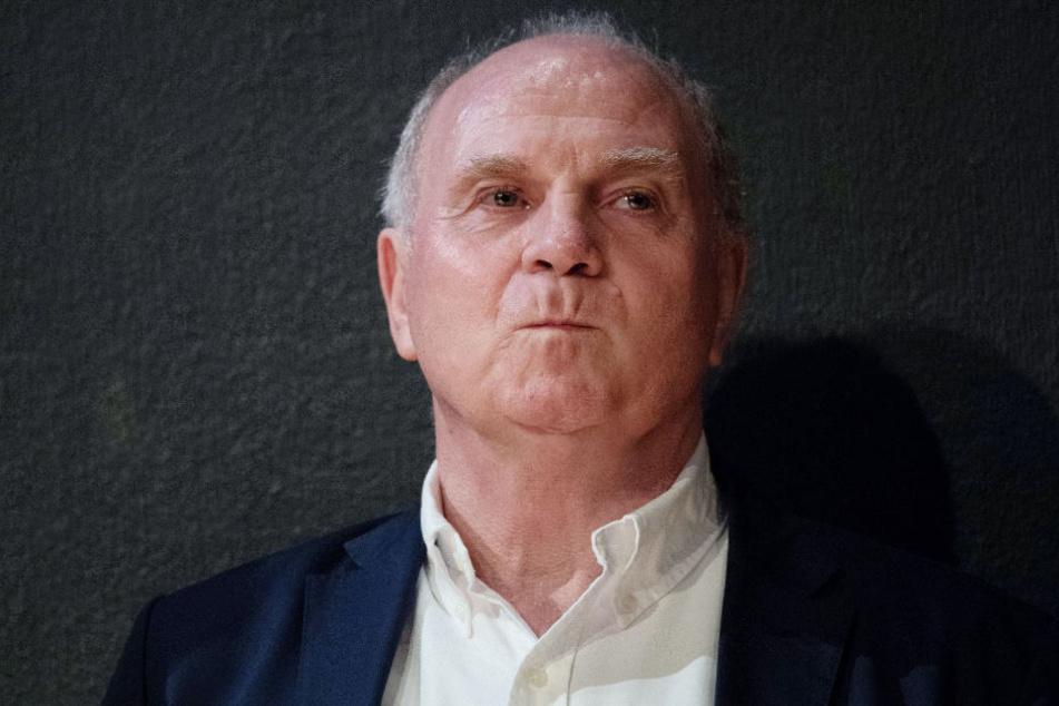 Uli Hoeneß hat auf die Angebote von Peter Dehnen nicht reagiert.