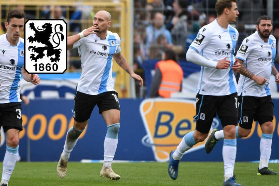 Torspektakel! 1860 München schlägt den Chemnitzer FC in der Nachspielzeit