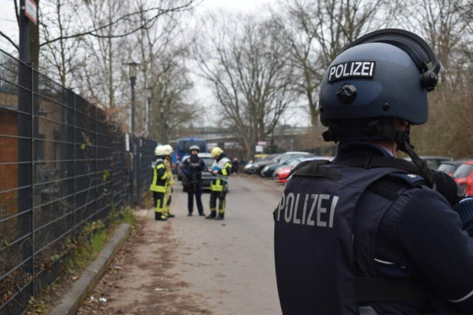 Köln: Amok-Fehlalarm an Kölner Schule: Evakuierung!