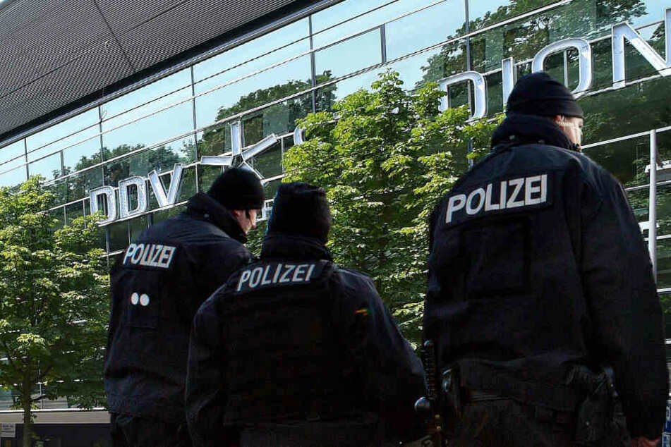Die Polizisten konnten den 31-Jährigen festnehmen. (Symbolbild)