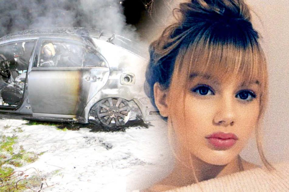 Berlin: Zusammenhang zwischen Rebeccas Verschwinden und brennendem Auto? Das ist dran!