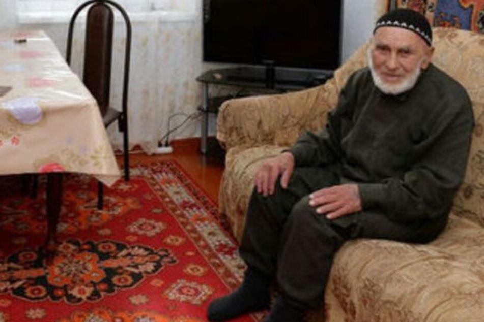 Appaz Iliev soll im Alter von 123 Jahren gestorben sein.