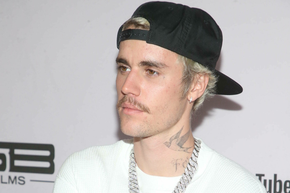 Justin Bieber (26) has long been a target of Aaron's spite.