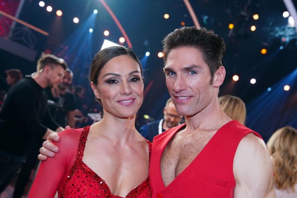 """Bei der RTL-Tanzshow """"Let's Dance"""" erreichte Nazan Eckes (43) mit ihrem Tanzpartner Christian Polanc (41) den vierten Platz."""