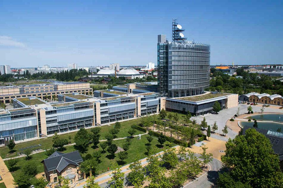 MDR sorgt für bessere Luft in Leipzig