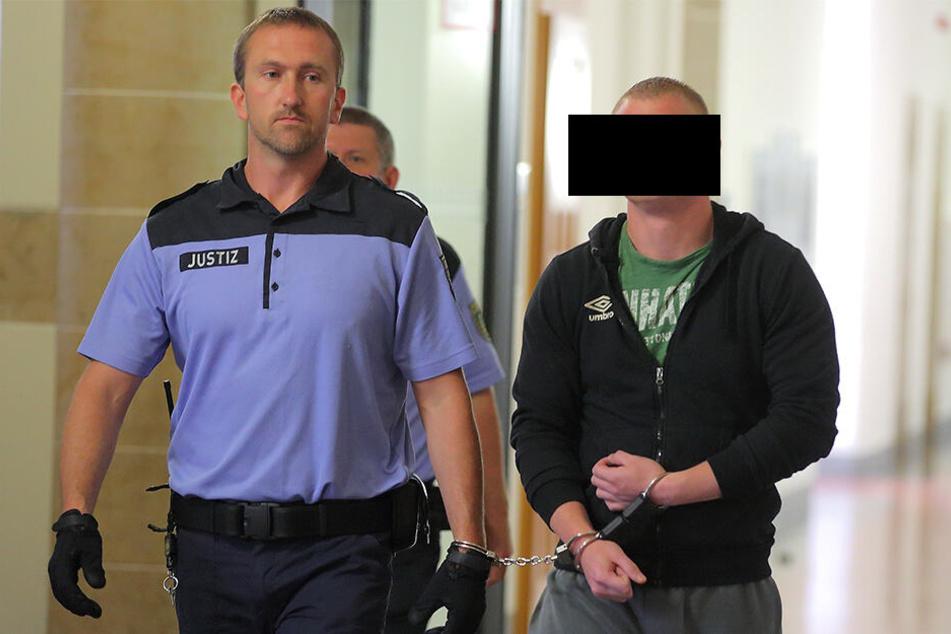 Ken S. (28) tat seine Aktion zwar sehr leid. Wegen schwerer Brandstiftung wurde er dennoch verurteilt.