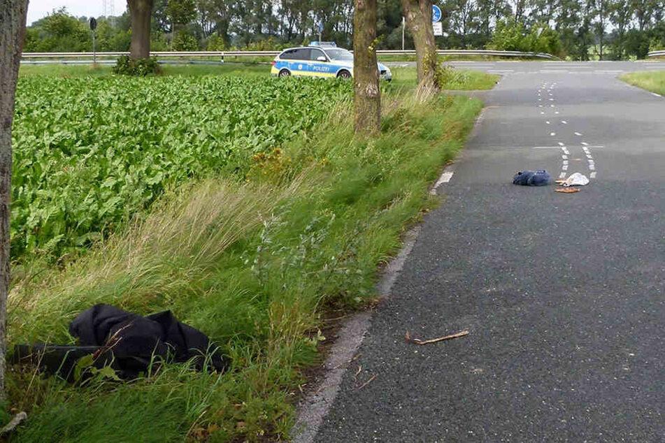 Mysteriöser Unfall? Polizei steht vor großem Rätsel
