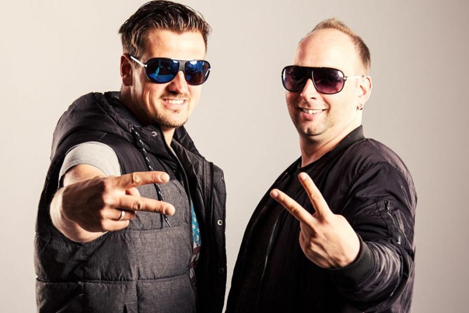 Ric Einenkel (39) und Sebastian Seidel (34) von Stereoact suchen ein hübsches Mädel für ihr neues Musikvideo.